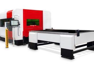 Dynamicline Fiber, maszyna do cięcia TCI Cutting, która zrewolucjonizuje rynek laserów światłowodowych.