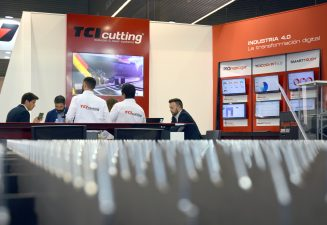 BIEMH 2018 has consolidated TCI Cutting cutting systems position in the Industry 4.0 market.