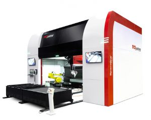 nota prensa metalmadrid (003) Spaceline Fiber laser cutting machine