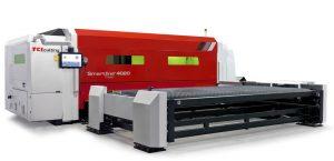 Smartline Fiber_maquina de corte láser laser cutting machine fiber technology