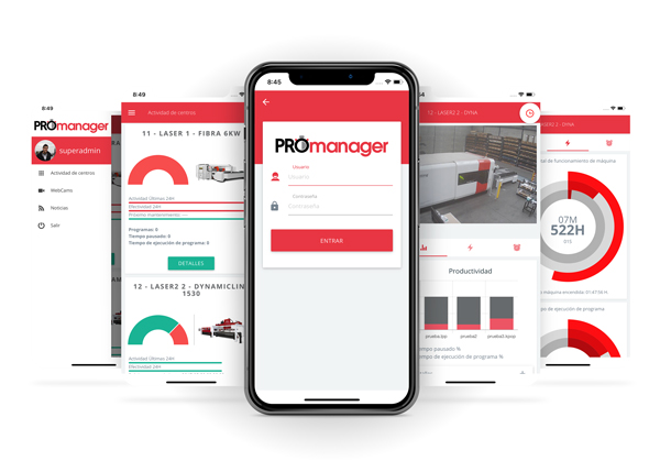 Promanager-App