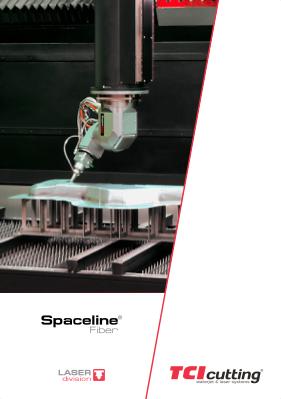 Spaceline Fiber - The intelligent 3D laser cutting solution
