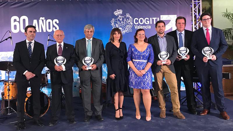 Los premios Nikola Tesla del COGITI reconocen la trayectoria prestigiosa de TCI Cutting