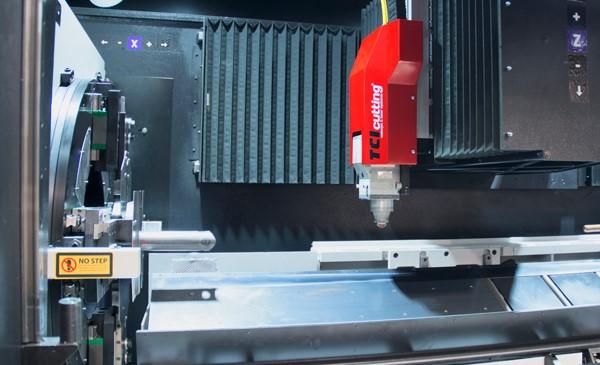 Smarttube: Alta productividad en corte de tubo