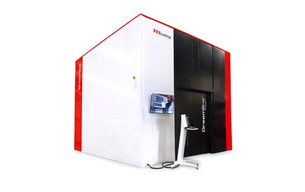 Dreamline Fiber 3D laser cutting machine