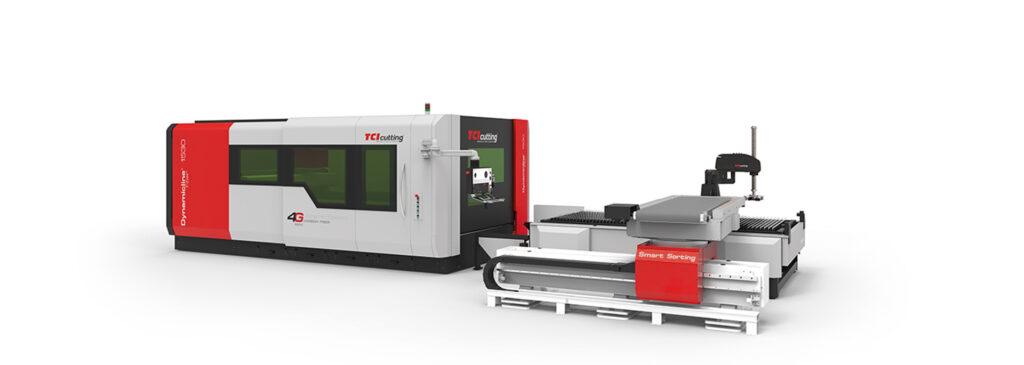 TCI Cutting - Smart Sorting